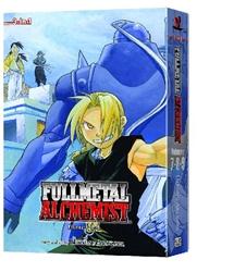 Picture of Fullmetal Alchemist 3-in-1 Vol 03 SC