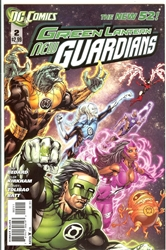 Picture of Green Lantern New Guardians #2