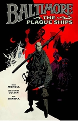 Picture of Baltimore TP VOL 01 Plague Ships
