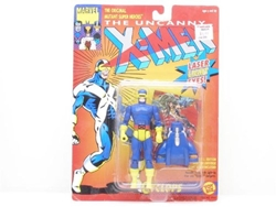 Picture of Cyclops with Laser Light Eyes Action Figure and Exclusive X-men Trading Card
