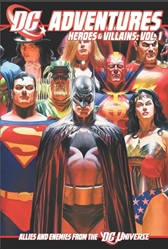 Picture of DC Adventures Heroes and Villains VOL 1
