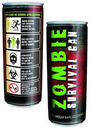 Picture of Zombie Survival Can Energy Drink