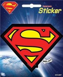 Picture of Superman Symbol Die Cut Sticker