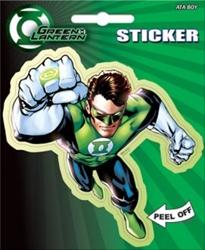 Picture of Green Lantern Die Cut Sticker
