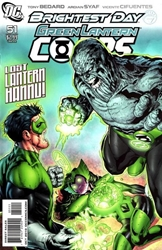 Picture of Green Lantern Corps (2006) #51