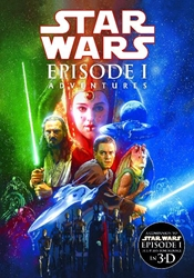 Picture of Star Wars Episode I Adventures SC