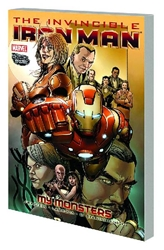 Picture of Invincible Iron Man Vol 07 SC My Monsters