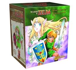 Picture of Legend of Zelda Box Set