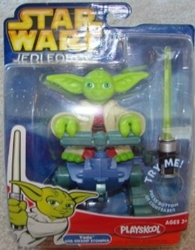 Picture of Star Wars Yoda Jedi Force Playskool Figure