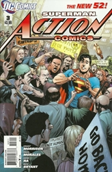 Picture of Action Comics (2011) #3