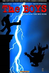 Picture of Boys Vol 09 SC Big Ride