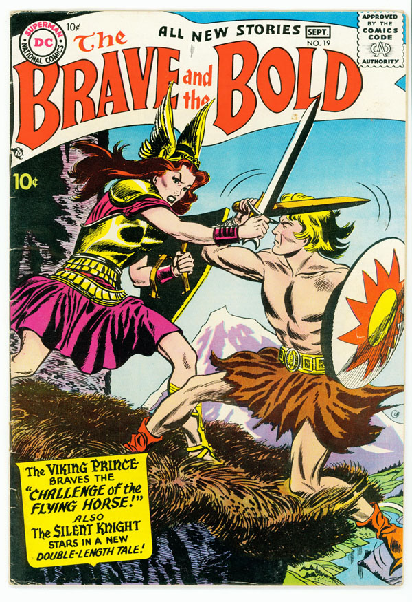 Brave and the Bold #19
