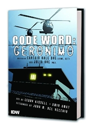 Picture of Code Word Geronimo HC