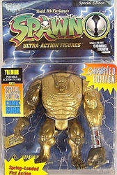 Picture of Spawn Tremor (Gold Variant) Ultra-Action Figure
