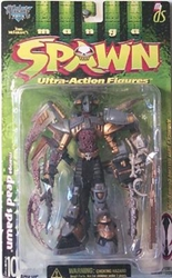 Picture of Spawn Series 10 Manga Series 2 Manga Dead Spawn Action Figure