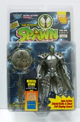 Picture of Spawn Series 1 Medieval Spawn (Pewter) Action Figure