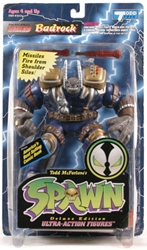 Picture of Spawn Youngblood Badrock Action Figure