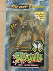 Picture of Spawn Cy-gor Series 4 Repaint Action Figure