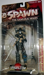 Picture of Spawn Lotus Angel Warrior Series 19 Samurai Wars Action Figure