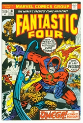 Picture of Fantastic Four #132
