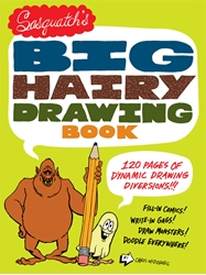 Picture of Sasquatch's Big Hairy Drawing Book
