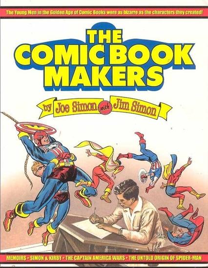 comicbookmakersjoesimonsc