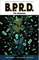 Picture of BPRD TP VOL 10 The Warning
