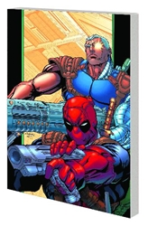 Picture of Deadpool & Cable Ultimate Collection TP Book 02