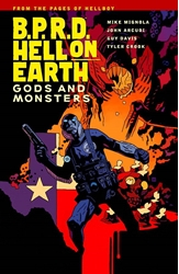 Picture of BPRD Hell On Earth TP VOL 02 Gods and Monsters