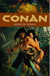 Picture of Conan HC VOL 11 Road of Kings Part 1