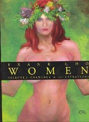 Picture of Frank Cho Women Selected Drawings and Illustrations SC