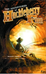 Picture of Adventures of Huckleberry Finn HC