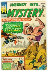 Picture of Journey into Mystery #97