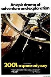 Picture of 2001 Space Odyssey 1-Sheet Reprint