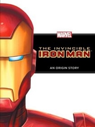 Picture of Invincible Iron Man Orign Story HC