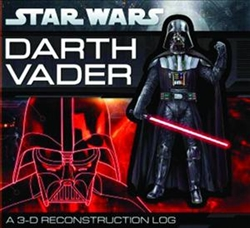 Picture of Star Wars Darth Vader A 3-D Reconstruction Log