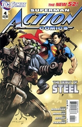 Picture of Action Comics (2011) #4