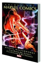 Picture of Marvel Masterworks Golden Age Marvel Comics TP VOL 01