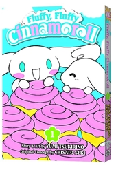 Picture of Fluffy Fluffy Cinnamoroll Vol 01 SC