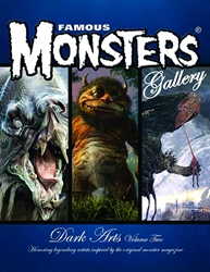 Picture of Famous Monsters Gallery: Dark Arts VOL 02