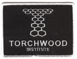 Picture of Torchwood Institute Patch