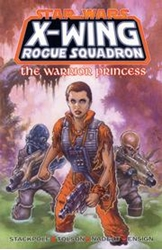 Picture of Star Wars X-Wing Rogue Squadron Warrior Princess SC