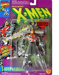 Picture of Evil Mutants X-Men Silver Samurai Toy Biz Action Figure
