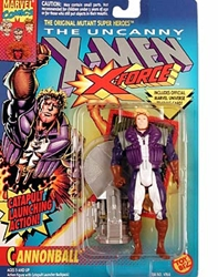 Picture of X-Force Cannonball Toy Biz Action Figure