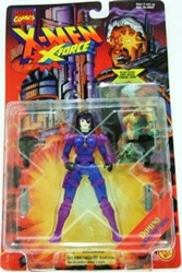 Picture of X-Force Domino Toy Biz Action Figure