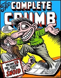 Picture of Complete Crumb Comics Vol 13 SC Snoid