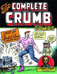 Picture of Complete Crumb Comics Vol 15 SC Mode Oday