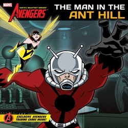 Picture of Avengers Earth's Mightiest Heroes Man in the Ant Hill SC