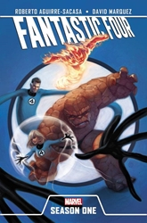 Picture of Fantastic Four Season One HC
