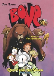 Picture of Bone Quest For Spark HC Novel Book 02